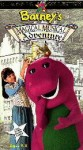 Barney: Magic Musical Adventure