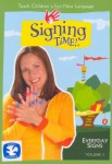 Signing Time Volume 3: Everyday Signs