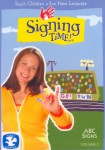 Signing Time Volume 5: ABC Signs