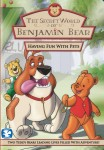 The Secret World of Benjamin Bear: Having Fun with Pets