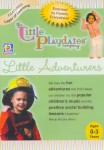 The Little Playdates(TM) Company: Little Adventurers – DVD/CD