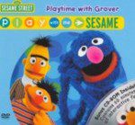 Play with Me Sesame: Playtime with Grover DVD and CD-Rom