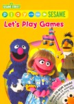 Play with Me Sesame: Lets Play Games – DVD/CD-Rom