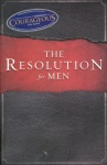 The Resolution for Men (Book)