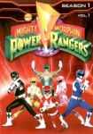 Mighty Morphin Power Rangers: Season 1 Vol. 1