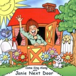 Come Sing Along with Janie Next Door (CD)