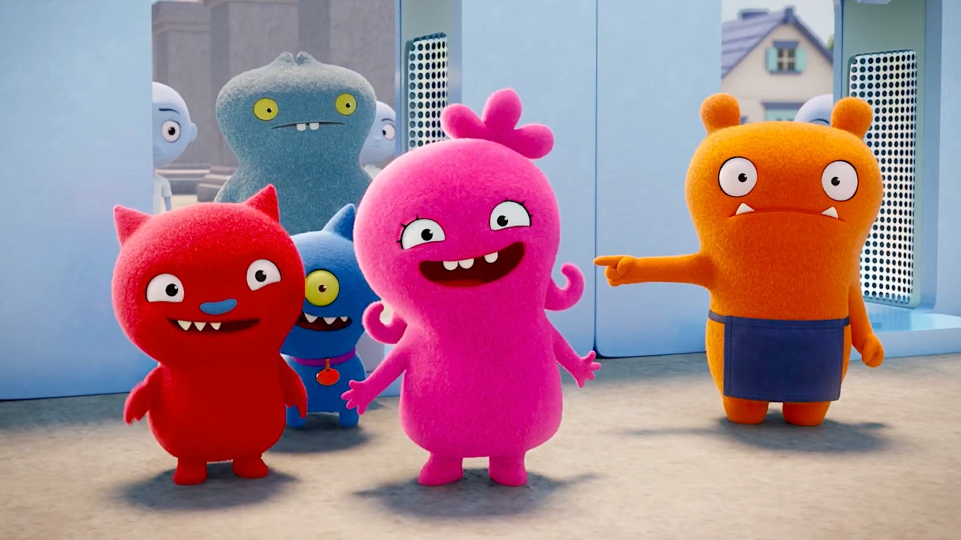 Uglydolls Director Kelly Asbury Wants Us To Help Kids Be Themselves Dove Org
